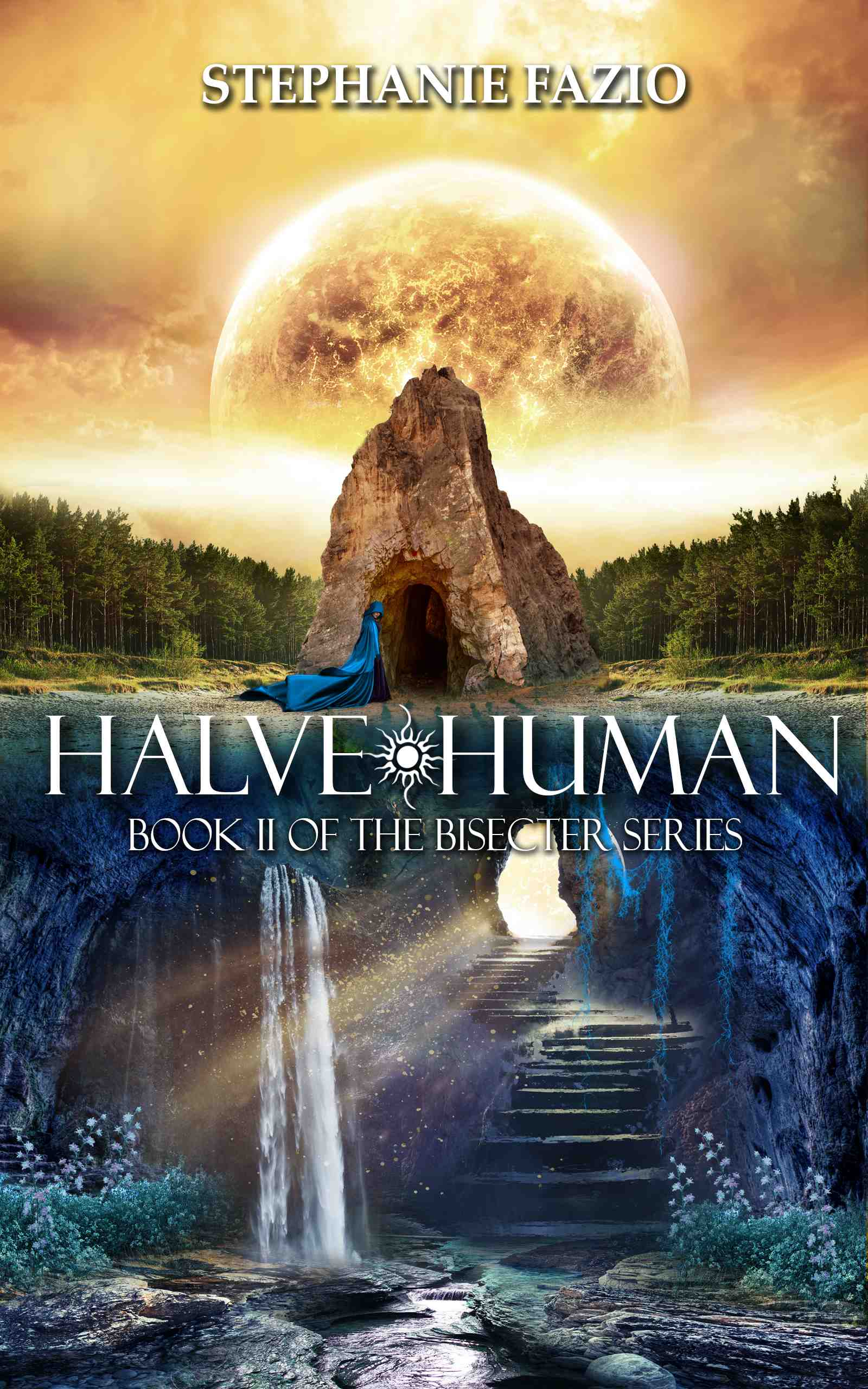 Halve Human Cover
