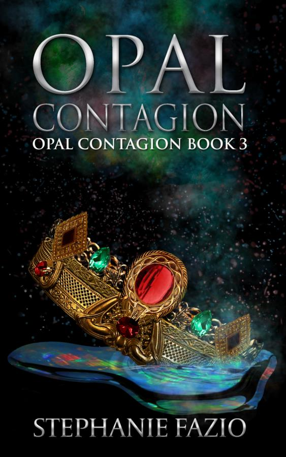 Opal Contagion Book Cover