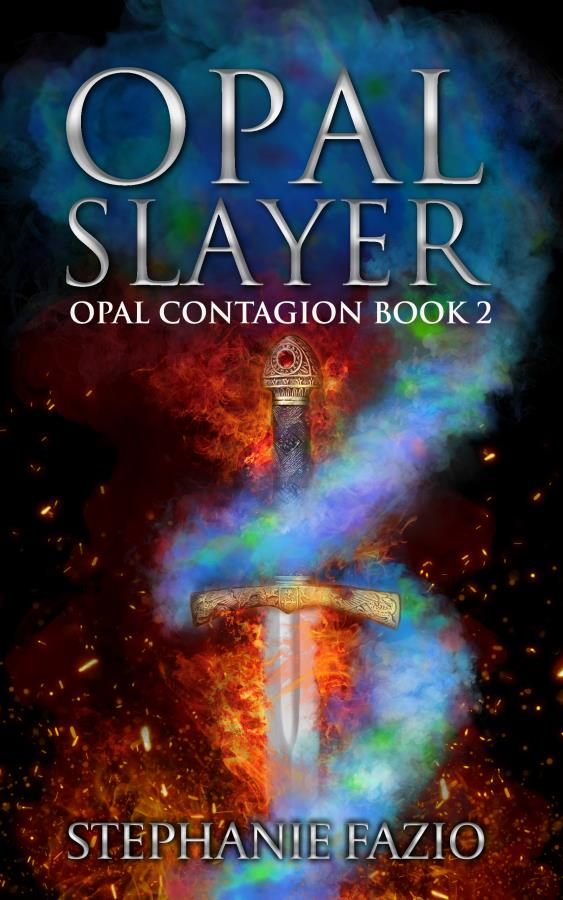 Opal Slayer Book Cover