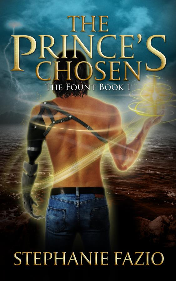 The Prince's Chosen Book Cover