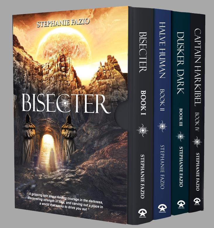 Bisecter Box Set Cover