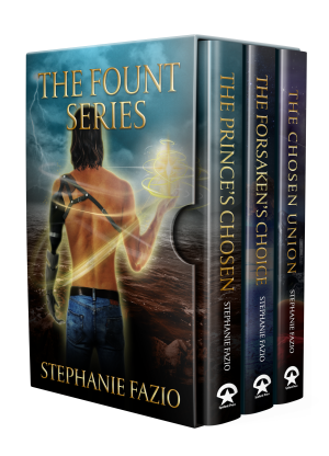 The Found Series Box Set Cover