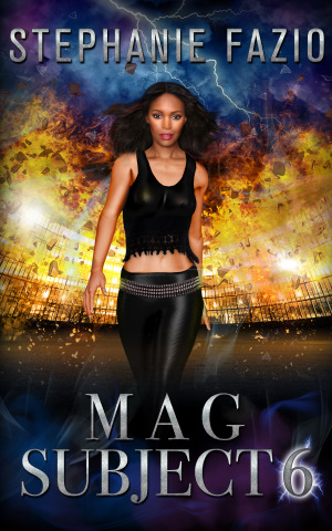Mag Subject 6 Book Cover