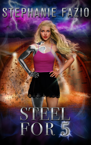 Steel for 5 Book Cover