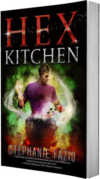 Hex Kitchen Book Cover
